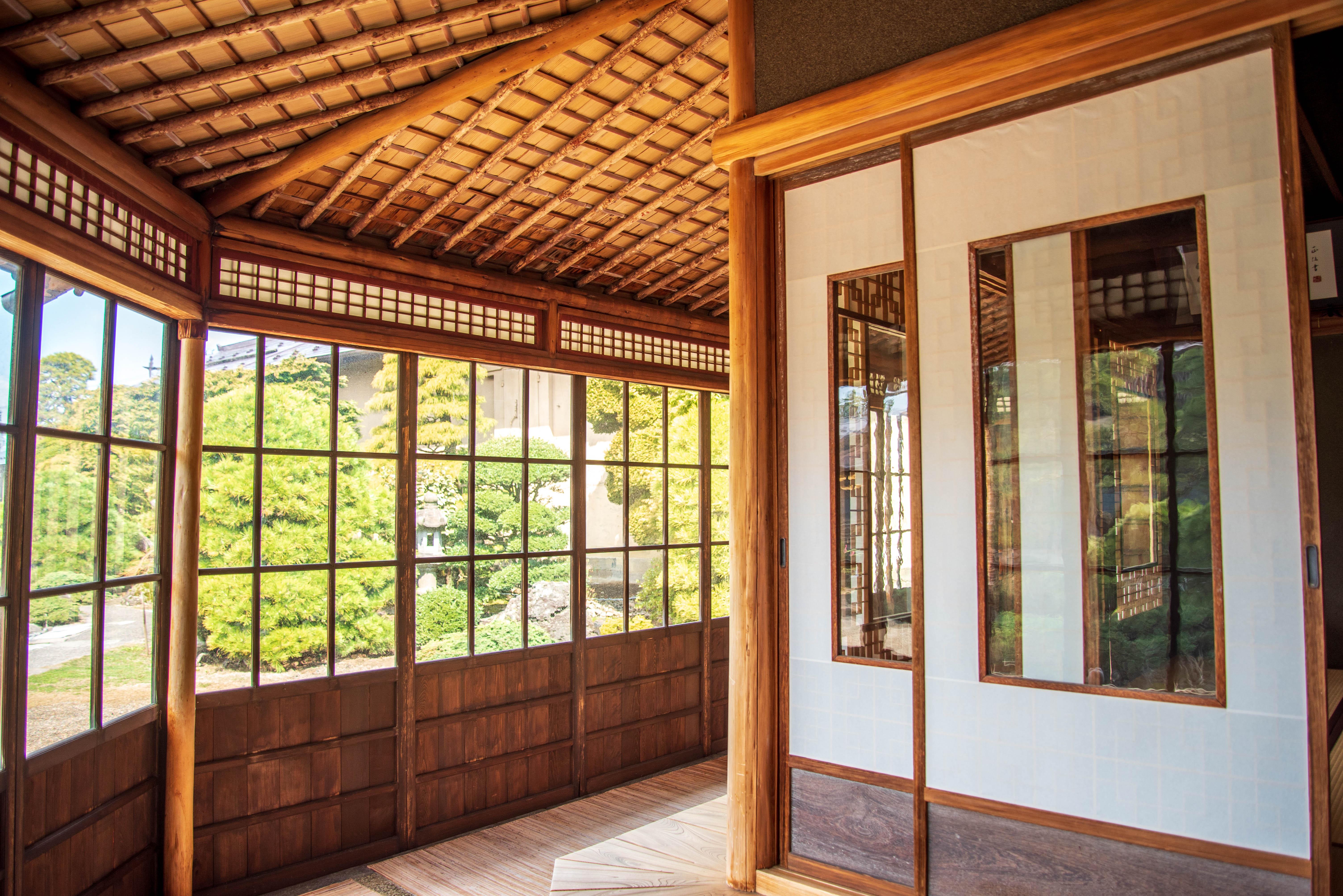 茶室「陽亀庵」