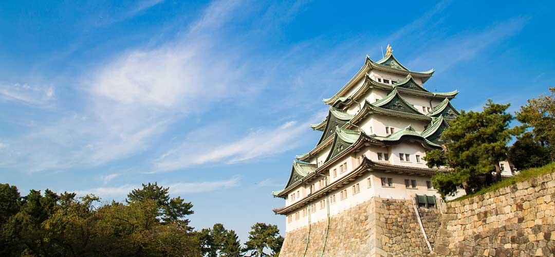 名古屋のシンボル 名古屋城