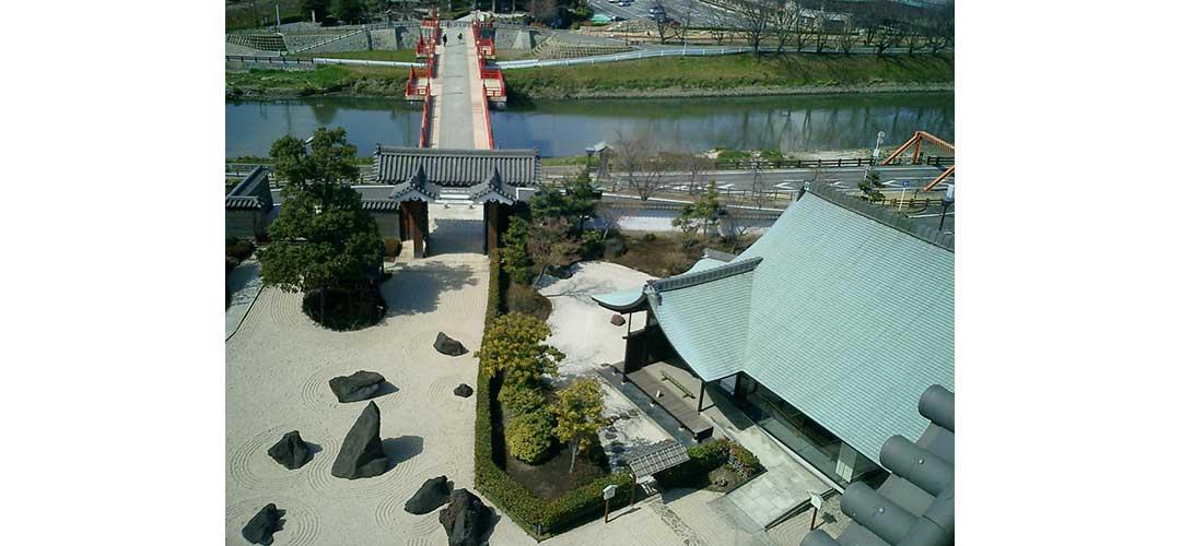 名古屋城内の風景