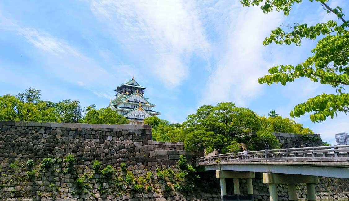 大阪を代表する必見スポットです