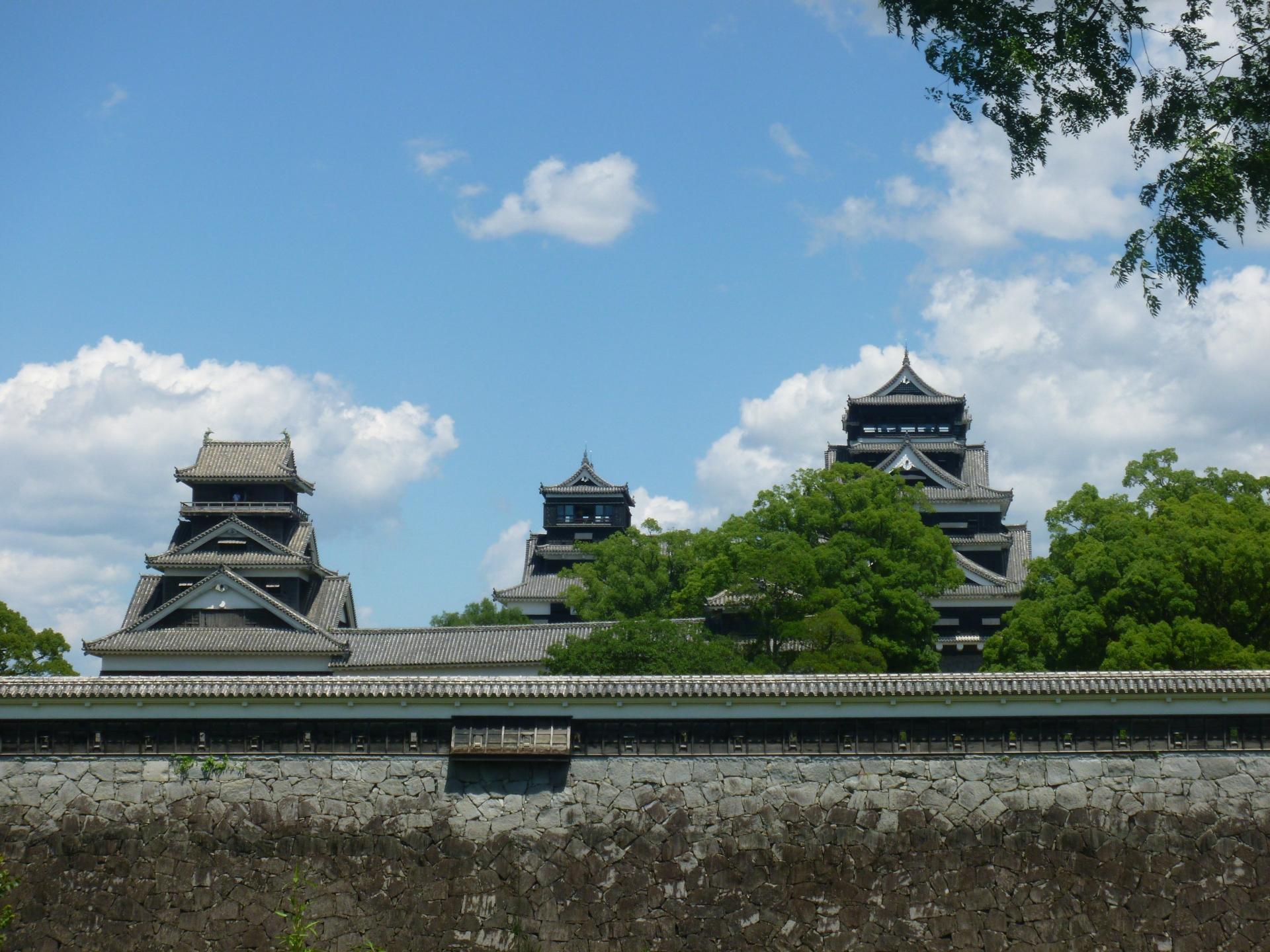 400年以上の歴史をもつ名城