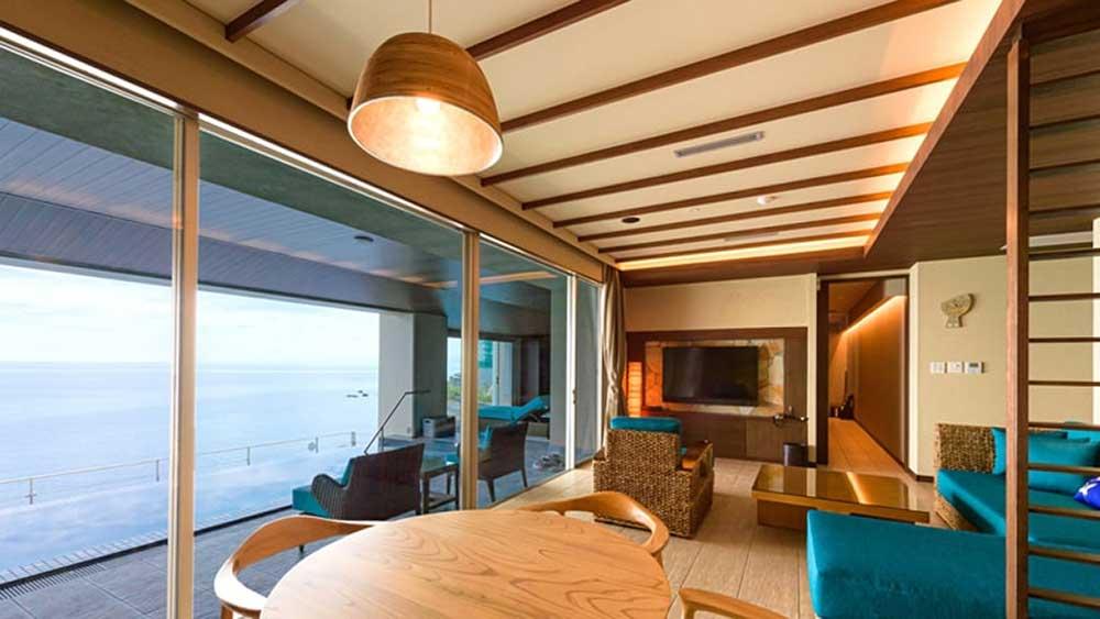 AMENEリゾート晴海のモダンな部屋