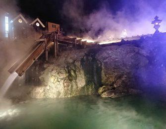 これぞ草津温泉という雰囲気に癒されます