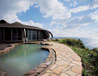 八丈島にある末吉温泉みはらしの湯