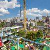 日本最古の遊園地です!