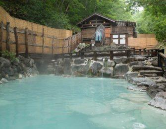 美人の湯として知られる蔵王温泉