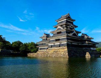 松本のシンボル 松本城