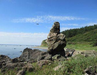 島全体が国定公園である飛島