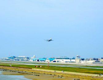 那覇空港は沖縄、八重山諸島の入り口です