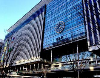 九州の玄関口「博多駅」