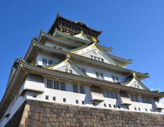 秀吉が築城した名城です