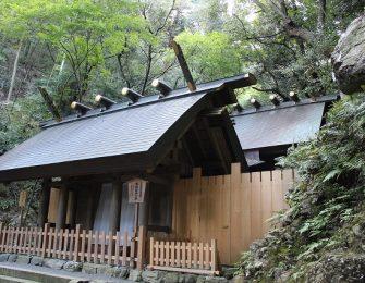 多度山の由緒ある神社