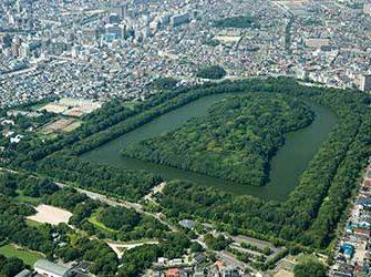 日本最大の陵墓 仁徳天皇陵