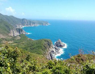 海風感じる絶景