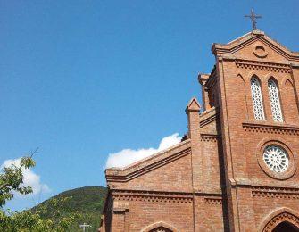 美しい天主堂