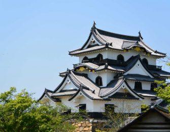 初夏の彦根城