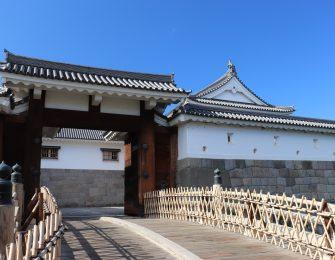 駿府城正門