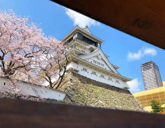 小倉のシンボル 小倉城