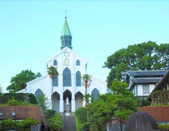 長崎大浦の天主堂