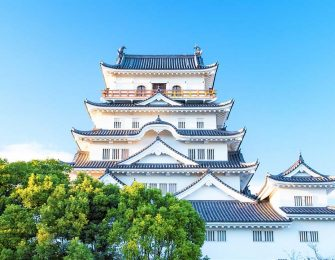 2022年に築城400年を迎える「福山城」