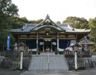約1300年の歴史をもつ神社です