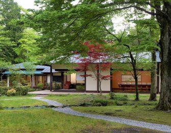 元は第56、57代内閣総理大臣・岸信介氏の邸宅