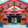 富士山登山の安全祈願