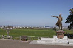 羊ヶ丘展望台 クラーク像