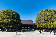 明治神宮の本殿