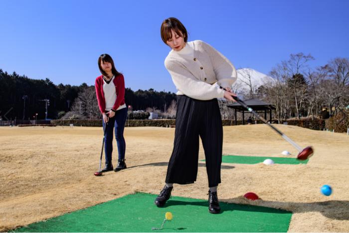 御殿場 富士樹空の森パターゴルフ