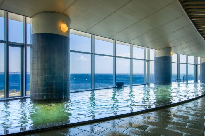 熱海後楽園 大浴場