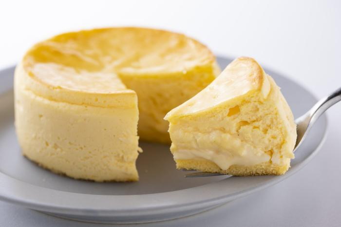 とろーりチーズケーキ